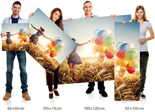 Verhältnis Bildgröße Format Wirkung