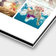Deine Poster Collage auf Aluminuim