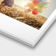 Die Pixprints sind Fotoabzüge auf speziellem Papier