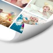 Vereine deine Fotos auf einem Poster als Collage